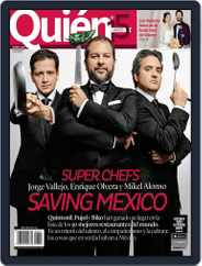 Quién (Digital) Subscription July 2nd, 2015 Issue