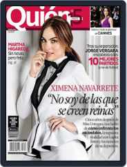 Quién (Digital) Subscription June 4th, 2015 Issue