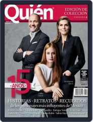 Quién (Digital) Subscription June 3rd, 2015 Issue