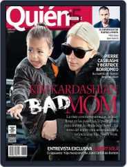 Quién (Digital) Subscription April 10th, 2015 Issue