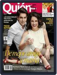 Quién (Digital) Subscription April 1st, 2015 Issue