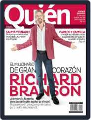 Quién (Digital) Subscription November 24th, 2014 Issue