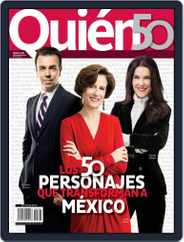 Quién (Digital) Subscription November 6th, 2014 Issue
