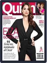 Quién (Digital) Subscription October 27th, 2014 Issue