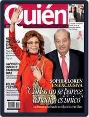 Quién (Digital) Subscription October 16th, 2014 Issue