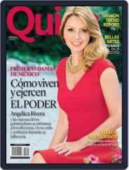 Quién (Digital) Subscription September 25th, 2014 Issue