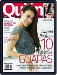 Quién (Digital) Subscription August 7th, 2014 Issue