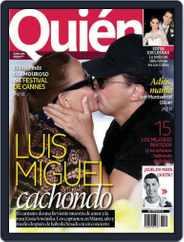 Quién (Digital) Subscription June 10th, 2014 Issue