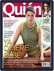 Quién (Digital) Subscription March 31st, 2014 Issue