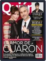 Quién (Digital) Subscription March 17th, 2014 Issue