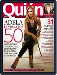 Quién (Digital) Subscription February 28th, 2014 Issue