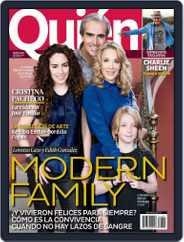 Quién (Digital) Subscription February 13th, 2014 Issue
