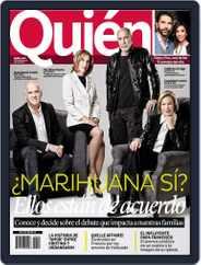 Quién (Digital) Subscription January 31st, 2014 Issue