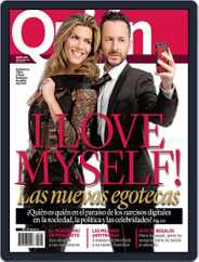 Quién (Digital) Subscription December 5th, 2013 Issue