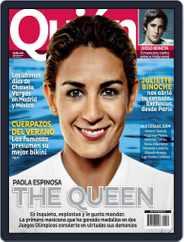 Quién (Digital) Subscription August 16th, 2012 Issue