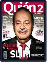 Quién (Digital) Subscription June 7th, 2012 Issue