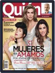 Quién (Digital) Subscription May 24th, 2012 Issue