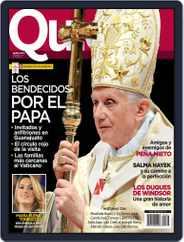 Quién (Digital) Subscription March 30th, 2012 Issue