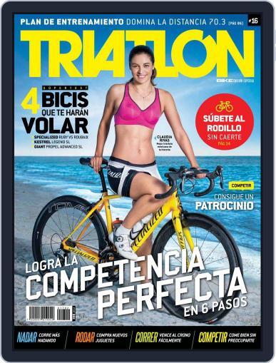 Bike Edición Especial Triatlón (Digital) July 1st, 2017 Issue Cover