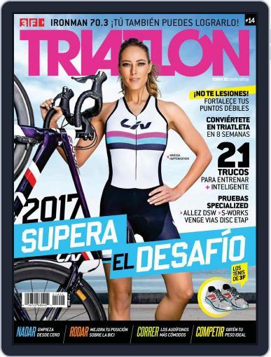 Bike Edición Especial Triatlón (Digital) November 1st, 2016 Issue Cover
