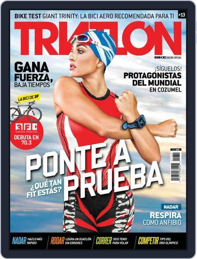 Bike Edición Especial Triatlón September 1st, 2016 Digital Back Issue Cover