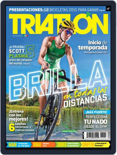Bike Edición Especial Triatlón (Digital) March 24th, 2015 Issue Cover