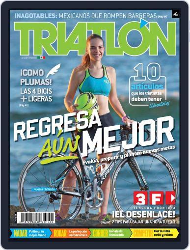 Bike Edición Especial Triatlón (Digital) December 12th, 2014 Issue Cover