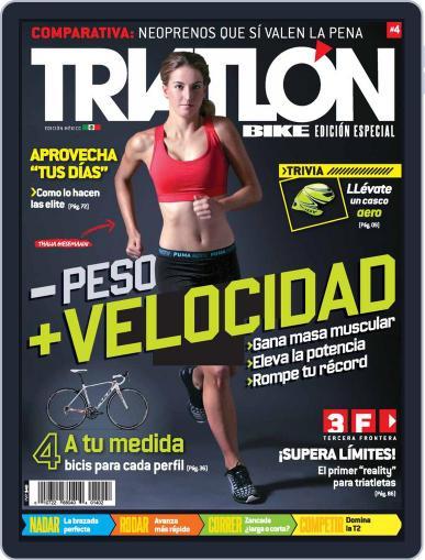 Bike Edición Especial Triatlón (Digital) September 6th, 2014 Issue Cover