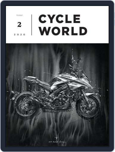 Cycle World April 29th, 2020 Digital Back Issue Cover