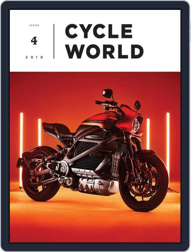 Cycle World (Digital) September 1st, 2019 Issue Cover
