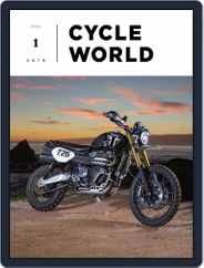 Cycle World (Digital) Subscription February 27th, 2019 Issue