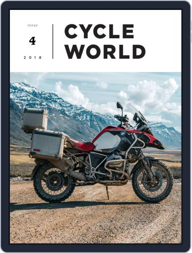 Cycle World (Digital) September 3rd, 2018 Issue Cover