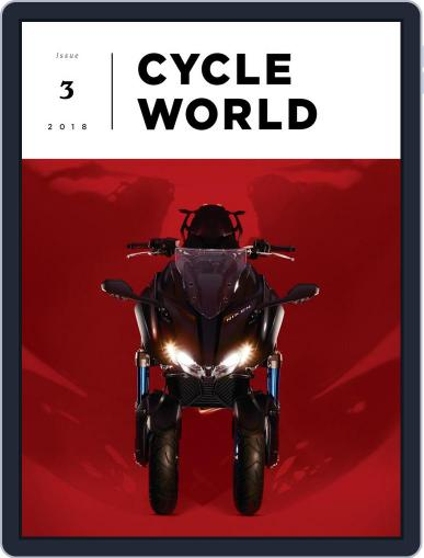 Cycle World July 2nd, 2018 Digital Back Issue Cover