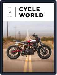 Cycle World (Digital) Subscription April 30th, 2018 Issue
