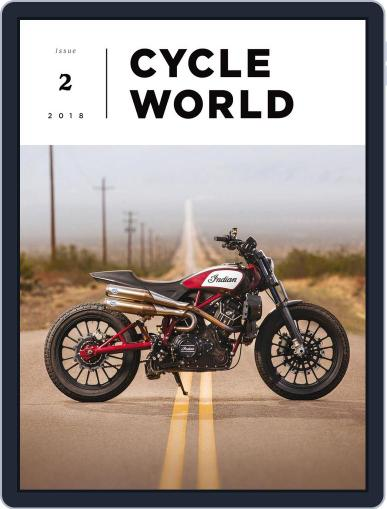 Cycle World (Digital) April 30th, 2018 Issue Cover