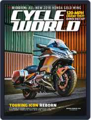 Cycle World (Digital) Subscription January 1st, 2018 Issue