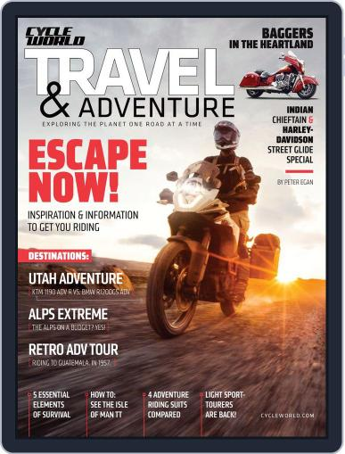 Cycle World (Digital) June 7th, 2014 Issue Cover