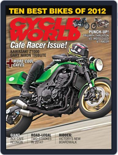 Cycle World (Digital) September 5th, 2012 Issue Cover