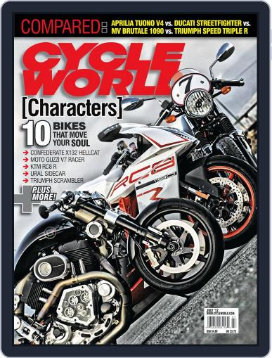 Cycle World (Digital) May 26th, 2012 Issue Cover