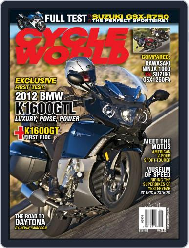 Cycle World (Digital) April 26th, 2011 Issue Cover