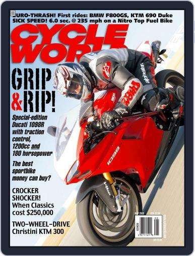 Cycle World (Digital) March 18th, 2008 Issue Cover