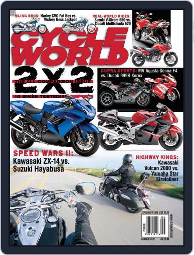 Cycle World (Digital) July 18th, 2006 Issue Cover