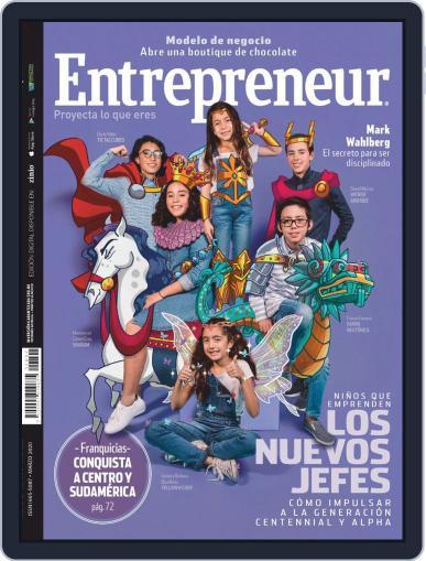 Entrepreneur En Español (Digital) March 1st, 2020 Issue Cover
