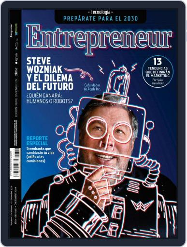 Entrepreneur En Español (Digital) December 1st, 2019 Issue Cover