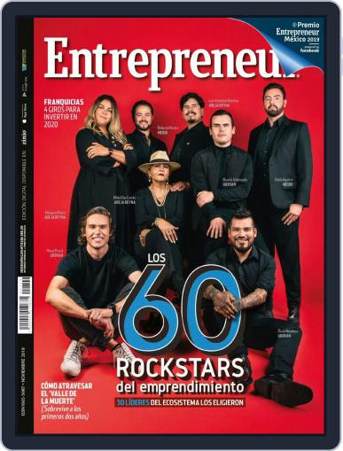 Entrepreneur En Español (Digital) November 1st, 2019 Issue Cover