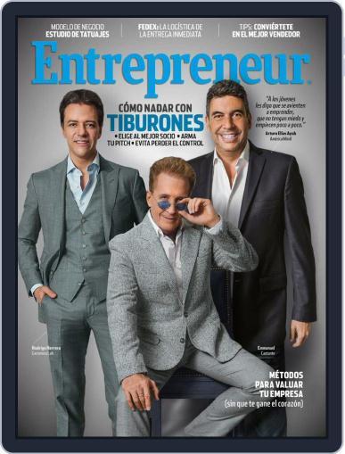 Entrepreneur En Español August 1st, 2019 Digital Back Issue Cover