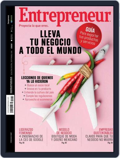 Entrepreneur En Español (Digital) May 1st, 2019 Issue Cover