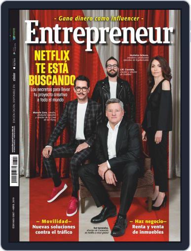 Entrepreneur En Español April 1st, 2019 Digital Back Issue Cover