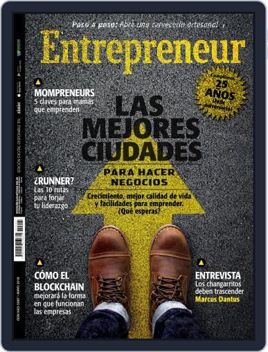 Entrepreneur En Español (Digital) May 1st, 2018 Issue Cover