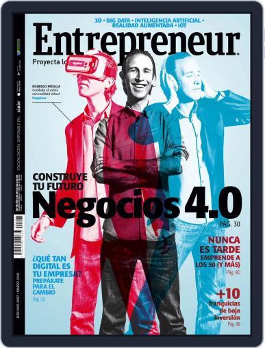 Entrepreneur En Español March 1st, 2018 Digital Back Issue Cover